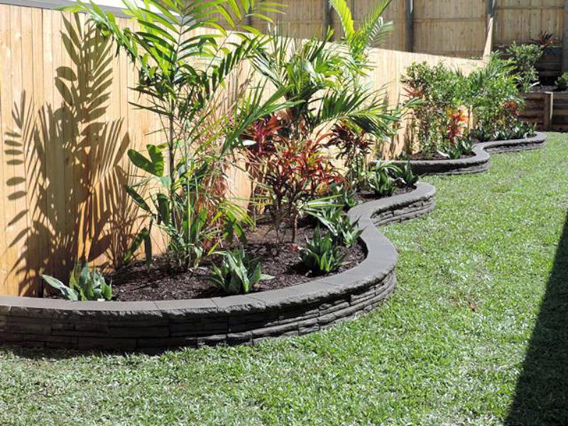 New home landscaping garden art landscapes for New home garden ideas