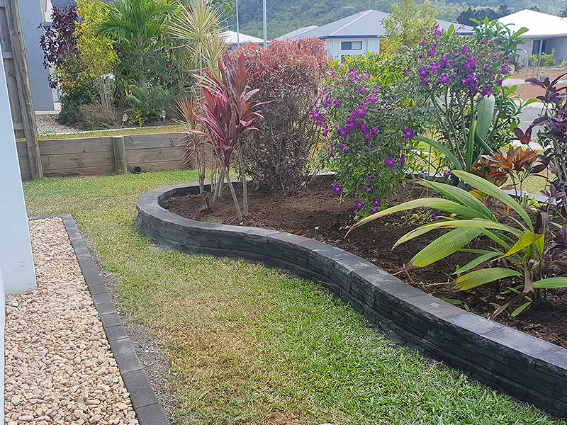 Garden Bed Borders Cairns We Build Them Call 0434 082 420